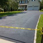 Uneek Paving & Masonry driveway completed Piscataway, NJ