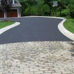 Uneek Paving & Masonry asphalt driveway completed Piscataway, NJ