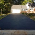 asphalt driveway Middlesex County