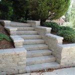 Uneek Paving & Masonry masonry steps completed Piscataway, NJ