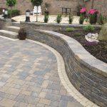 Uneek Paving & Masonry masonry steps & wall completed Piscataway, NJ